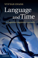 Language and Time - Vyvyan Evans