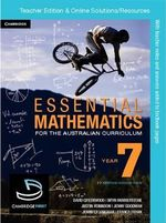 Essential Mathematics for the Australian Curriculum Year 7 Teacher Edition - Kelly Clitheroe