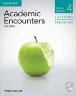 Academic Encounters Level 4 Student's Book Listening and Speaking with DVD : Human Behavior - Miriam Espeseth