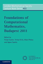 Foundations of Computational Mathematics, Budapest 2011 : A Case Study of a Mathematical Revolution