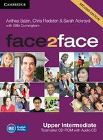 Face2face Upper Intermediate Testmaker CD-ROM and Audio CD - Anthea Bazin