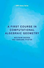 First Course In Computational Algebraic - Wolfram Decker