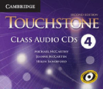 Touchstone Level 4 Class Audio CDs - Michael J. McCarthy