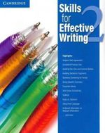 Skills for Effective Writing Level 2 Student's Book : American Studies