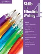 Skills for Effective Writing Level 4 Student's Book : Level 4