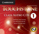 Touchstone Level 1 Class Audio CDs - Michael J. McCarthy