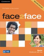 Face2face Starter Workbook with Key - Chris Redston