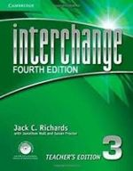Interchange Level 3 Teacher's Edition with Assessment Audio CD/CD-ROM - Jack C. Richards