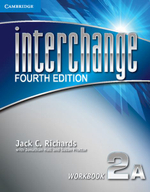 Interchange Level 2 Workbook A - Jack C. Richards