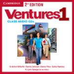 Ventures Level 1 Class Audio CDs (2) : Ventures - Gretchen Bitterlin