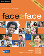 face2face Starter Student's Book with DVD-ROM and Online Workbook Pack - Chris Redston