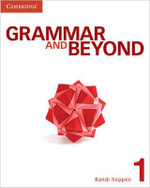 Grammar and Beyond Level 1 Student's Book and Class Audio CD Pack : Selected Papers from ICAME 32 - Randi Reppen