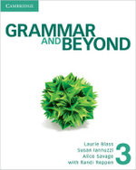 Grammar and Beyond Level 3 Student's Book and Class Audio CD Pack - Randi Reppen