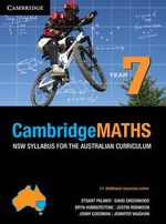Cambridge Mathematics NSW Syllabus for the Australian Curriculum Year 7 - Stuart Palmer