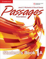 Passages Level 1 Student's Book A - Jack C. Richards