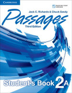 Passages Level 2 Student's Book A - Jack C. Richards