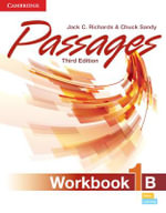 Passages Level 1 Workbook B - Jack C. Richards