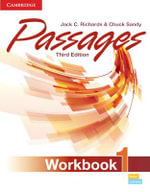 Passages Level 1 Workbook - Jack C. Richards