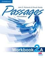 Passages Level 2 Workbook A - Jack C. Richards