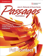 Passages Level 1 Full Contact : Level 1 - Jack C. Richards