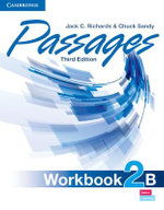Passages Level 2 Workbook B - Jack C. Richards