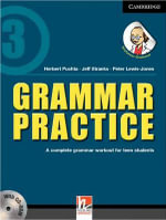 Grammar Practice Level 3 Paperback with CD-ROM : A Complete Grammar Workout for Teen Students - Herbert Puchta
