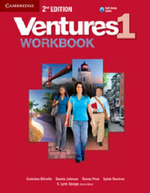 Ventures Level 1 Workbook with Audio CD : Level 1 - Gretchen Bitterlin
