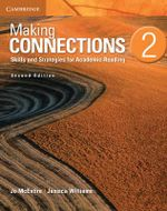 Making Connections Level 2 Student's Book : Skills and Strategies for Academic Reading - Jo McEntire