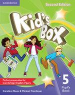 Kid's Box Level 5 Pupil's Book - Caroline Nixon