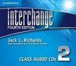 Interchange Level 2 Class Audio CDs (3) : Interchange Fourth Edition - Jack C. Richards
