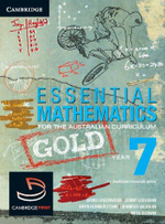 Essential Mathematics Gold for the Australian Curriculum Year 7 - David Greenwood