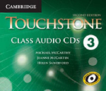 Touchstone Level 3 Class Audio CDs - Michael J. McCarthy