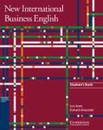New International Business English Student's Book : Communication Skills in English for Business Purposes - Leo Jones