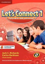 Let's Connect Level 1 Student's Book Polish Edition - Jack C. Richards