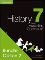 History for the Australian Curriculum Year 7 Bundle 2 : A Predictable Word Book - Angela Woollacott