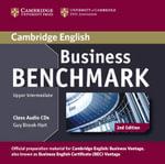 Business Benchmark Upper Intermediate Business Vantage Class Audio CDs (2) - Guy Brook-Hart