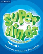 Super Minds American English Level 1 Workbook - Herbert Puchta