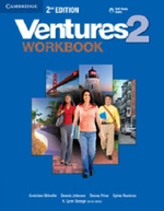 Ventures Level 2 Workbook with Audio CD : Level 2 - Gretchen Bitterlin