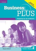 Business Plus Level 2 Teacher's Manual - Margaret Helliwell