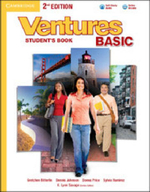 Ventures Basic Student's Book with Audio CD : Level 2 - Gretchen Bitterlin