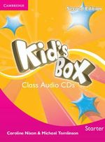 Kid's Box Starter Class Audio CDs - Caroline Nixon