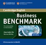 Business Benchmark Pre-intermediate to Intermediate Bulats Class Audio CDs (2) - Norman Whitby