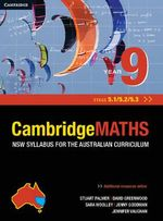 Cambridge Mathematics NSW Syllabus for the Australian Curriculum Year 9 5.1, 5.2 and 5.3 - Stuart Palmer