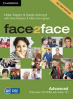Face2face Advanced Testmaker CD-ROM and Audio CD - Helen Naylor