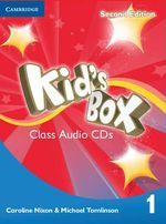 Kid's Box Level 1 Class Audio CDs - Caroline Nixon