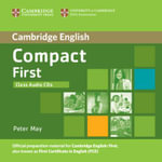 Compact First Class Audio CDs (2) - Peter May