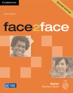 Face2face Starter Teacher's Book with DVD - Chris Redston