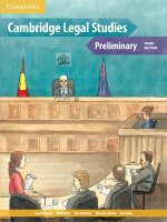 Cambridge Preliminary Legal Studies Pack - Paul Milgate
