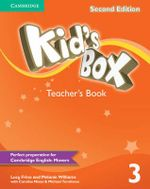 Kid's Box Level 3 Teacher's Book : Level 3 - Lucy Frino