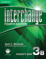 Interchange Level 3 Student's Book B with Self-study DVD-ROM - Jack C. Richards
